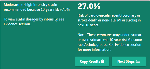 aumentar risco de infarto