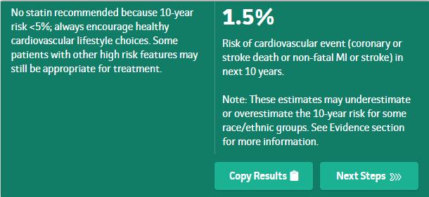 reduzir risco de infarto